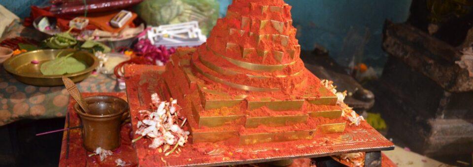Shakti Pith #23: Varanasi's Vishalakshi Mandir and Manikarnika Kund