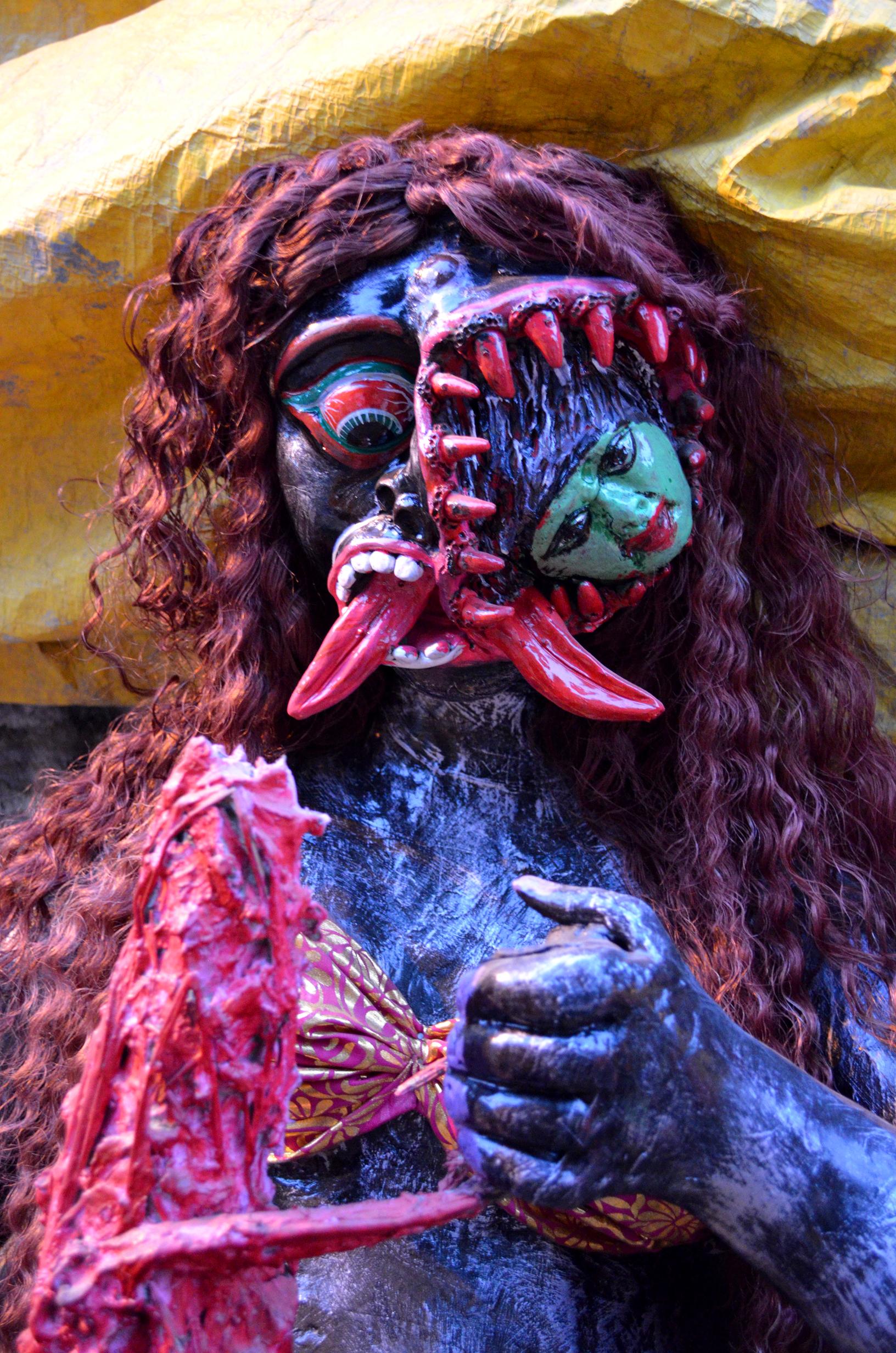 Kali Puja Ghoul