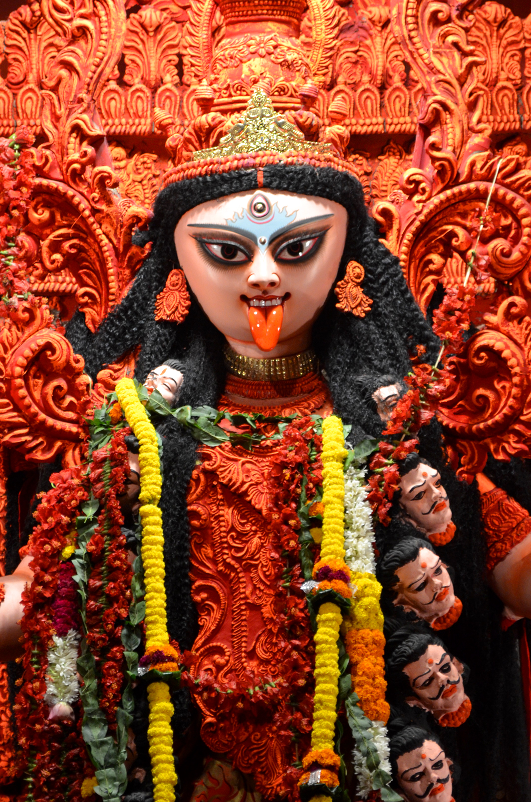 kali puja Devi, as she is called in sanskrit, is the supreme goddess of indian hindu traditionshe is multifaceted and universal in appeal however, understanding devi, particularly from a western perspective, is frighteningly difficult.