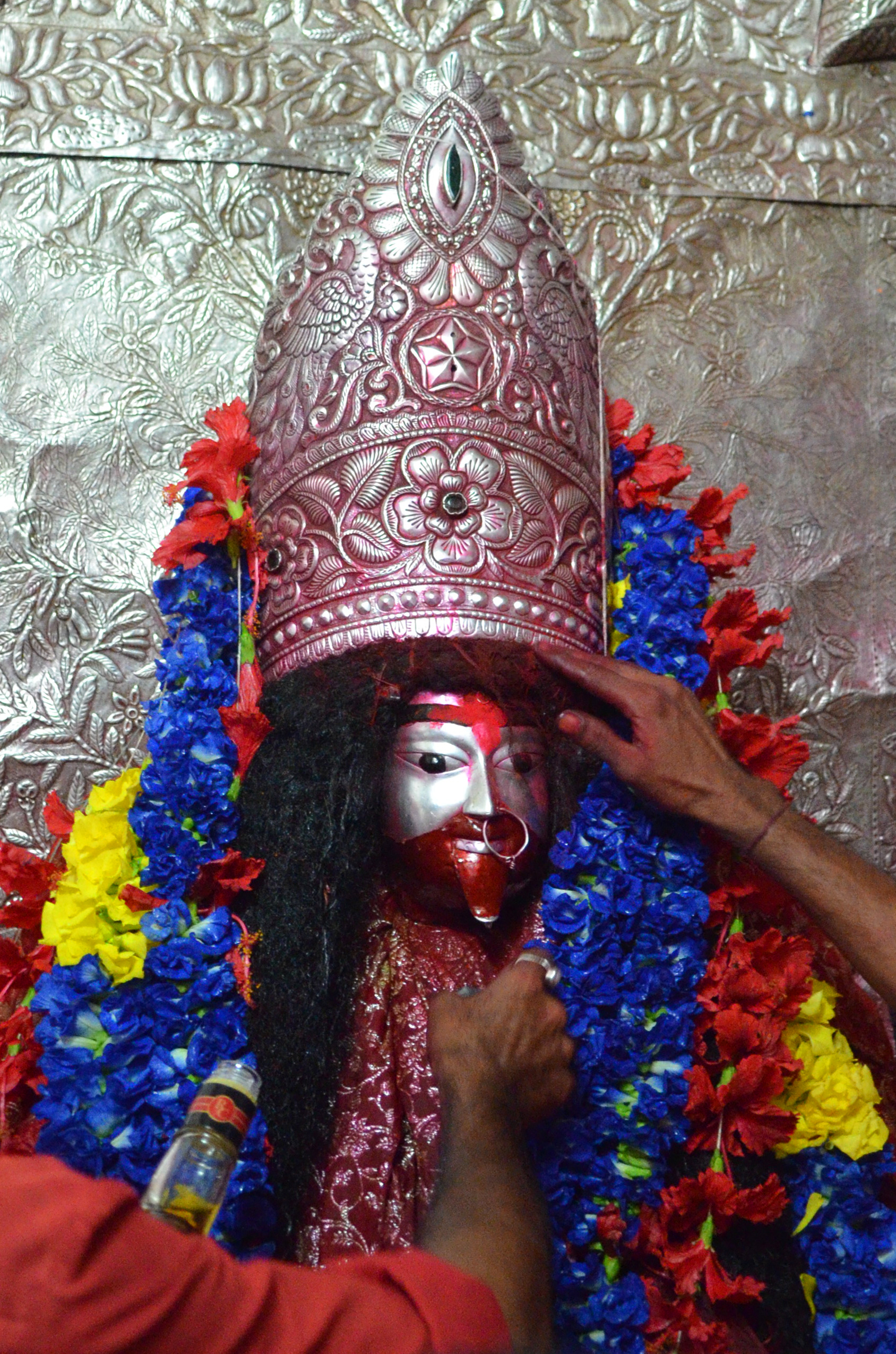 Ma Tara of Tarapith Murti