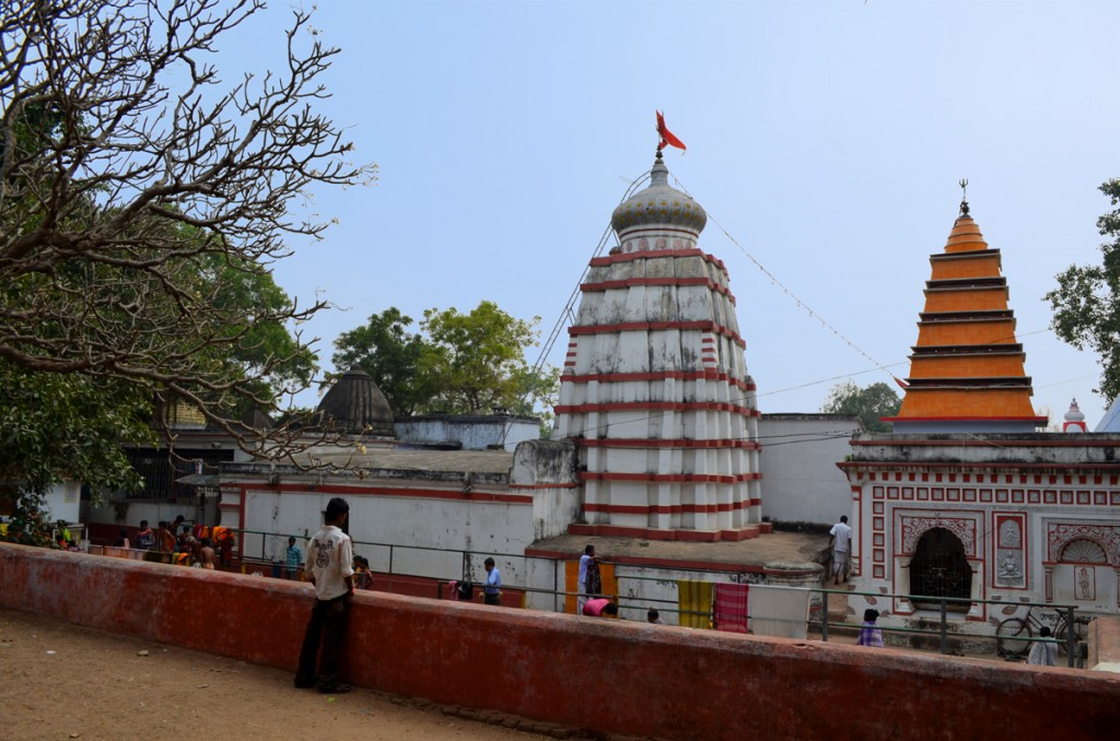 The Bakreshwar Mandir and Surrounding Temple Complex