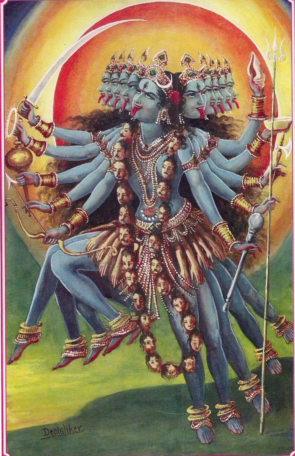 an analysis of kali a hindu primal mother goddess Kali is the hindu goddess (or devi) of death, time, and doomsday and is often associated with sexuality and violence but is also considered a strong mother-figure.