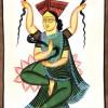 Manasa Folk Painting