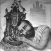 Ramakrishna Hugging Murti