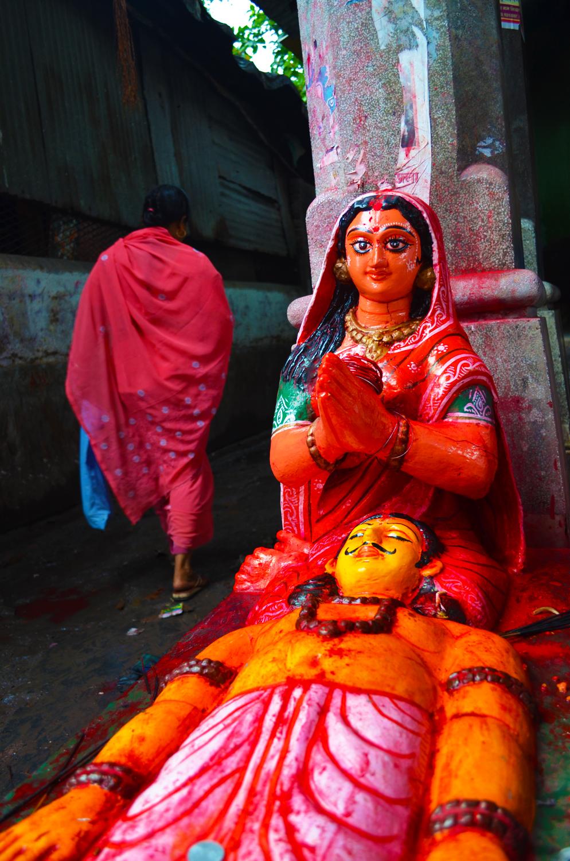 Savitri and Satyavan Shrine