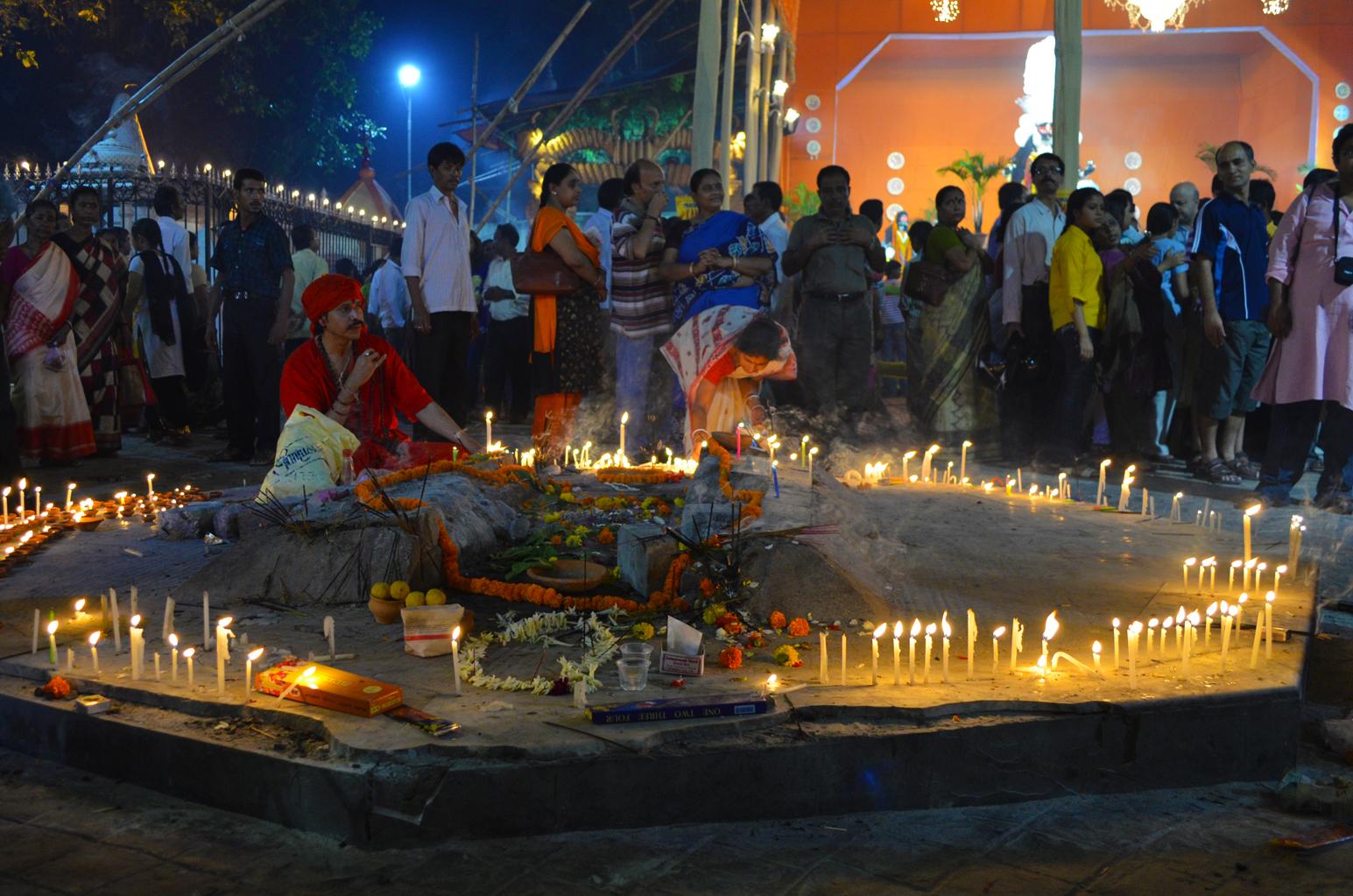 Smashana Kali Puja Tantrik