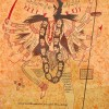 Tantric Diagram of Goddess Mahakali
