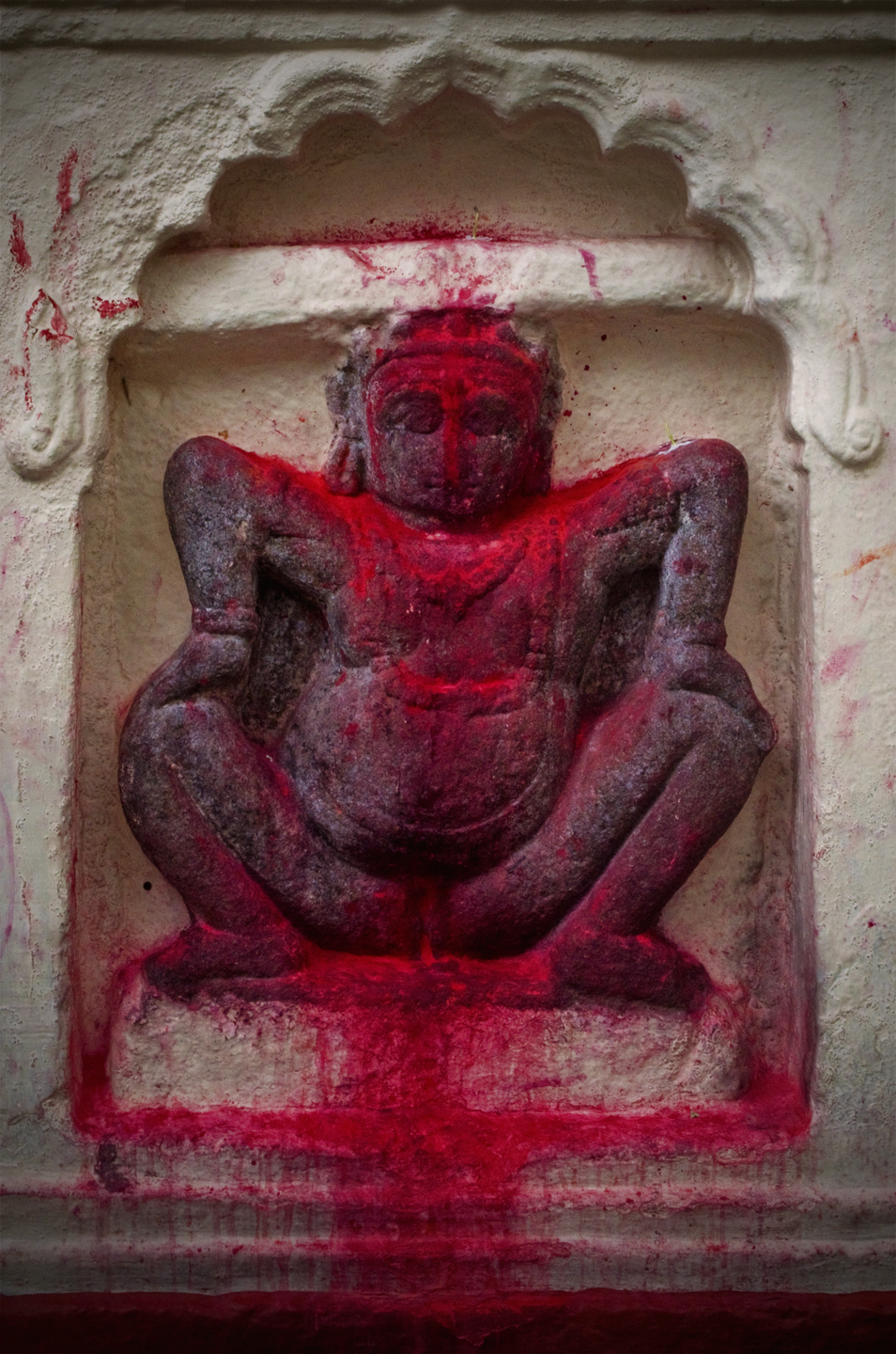 Moon Blood. Every year the goddess Kamkhya's menstrual cycle is celebrated during a festival known as the Ambuvachi Mela.