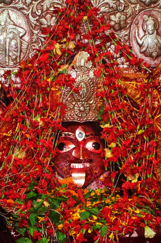Ma Tara of Tarapith