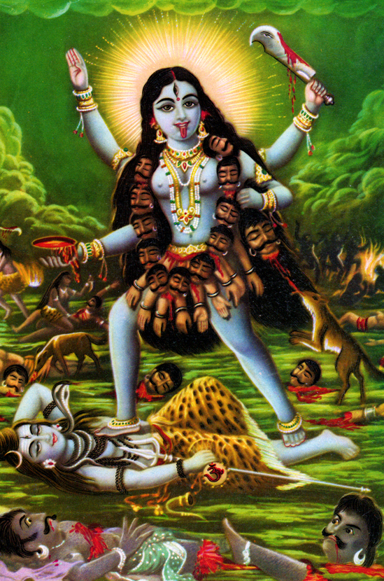 Darshan: A Gallery of Kali Ma Images